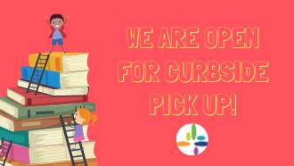 Library Offers Curbside Pickup for Library Holds and Kits